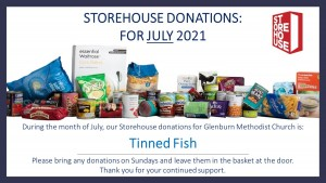 storehouse july